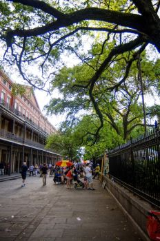 New Orleans in September