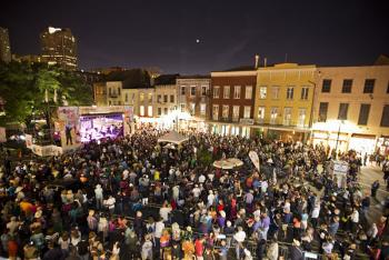New Orleans Satchmo Music Festival